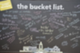 In Quito, Ecuador, July 2015 Bucket Launches with words from Luz Elena Coloma