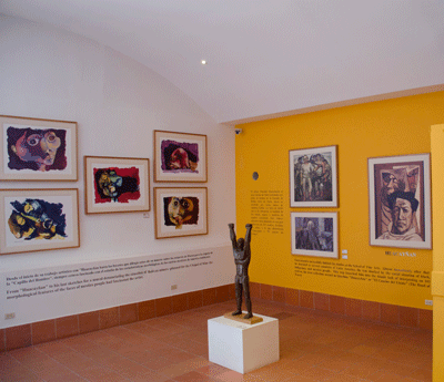 Guayasamin Exhibition