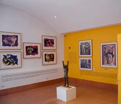 Guayasamin Exhibition