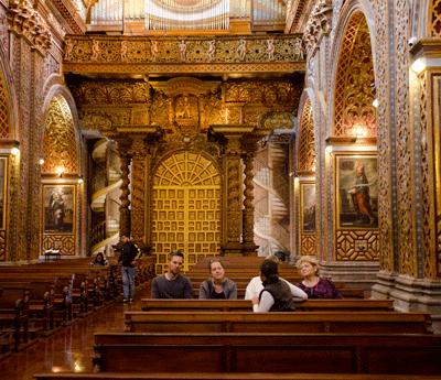 Tours Iglesia de la Compañía