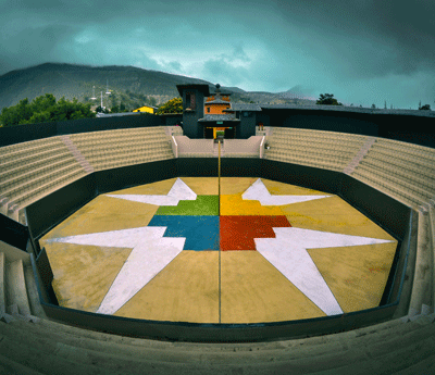 Bullfight Ring - Mitad del Mundo