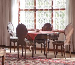 Guaysamin's Dining Room