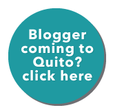If your a blogger coming to Quito, contact us to receive some Bucket Passes
