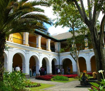 Plaza del Museo de la Ciudad