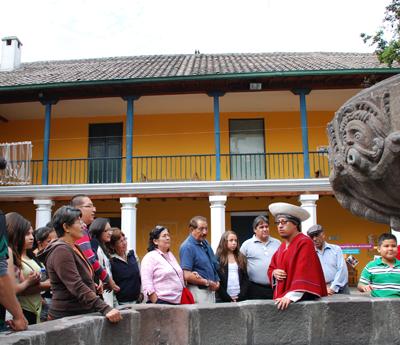 Tour Guiado en el Museo de la Ciudad