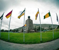 History of The Equator Line