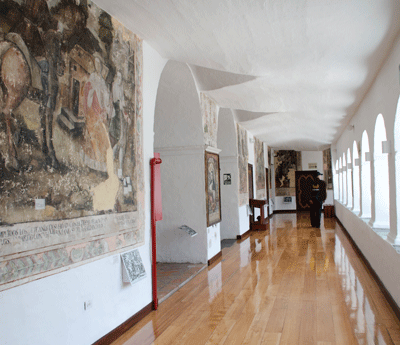 Museo del Carmen Alto