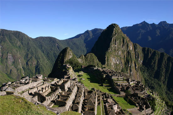 7 wonders of the world - Machu Picchu Peru visit south america top reasons Cusco Incan Empire and Civilization