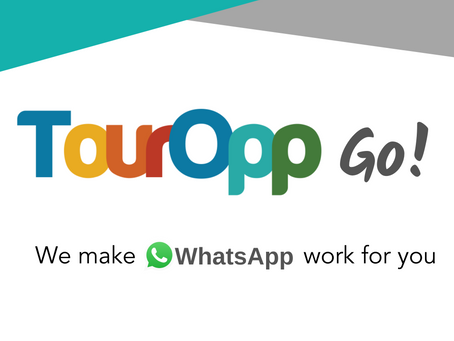Annoucing: TourOpp GO!
