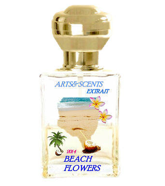 Beach Flowers - Extrait 30 ml