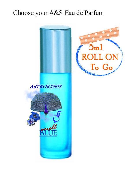 Eau De Parfum Roll On 5 ml
