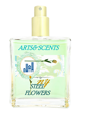 NY Steel Flowers - Eau De Parfum 30 ml