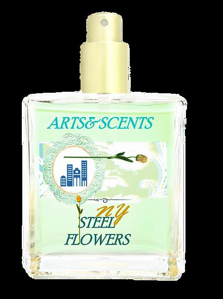NY Steel Flowers - Eau De Parfum 30 ml