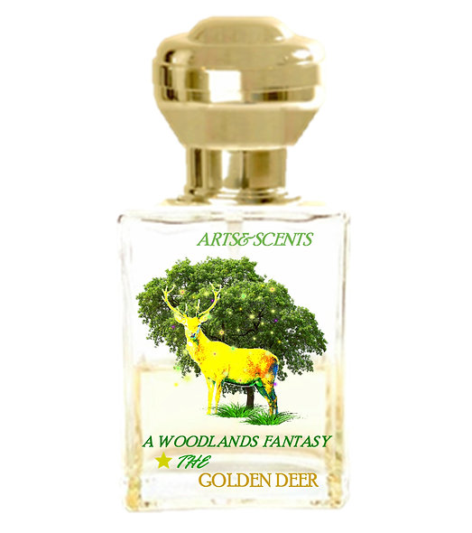 A Woodlands Fantasy The Golden Deer - Eau De Parfum 30 ml