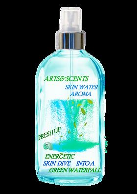 skinwatergreenwaterfall  plastic bottle