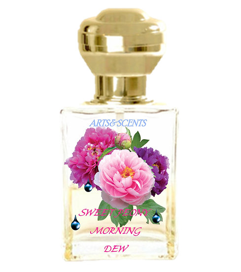 Sweet Peony Morning Dew - Eau De Parfum 30 ml