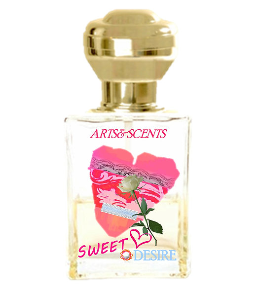 Sweet Desire - Eau De Parfum 30 ml