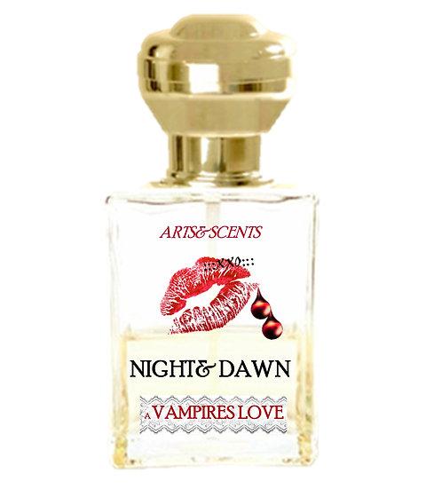 Night & Dawn A Vampires Love - Eau De Parfum 30 ml