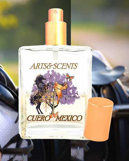 Cuero De Mexico - Eau De Parfum 30 ml
