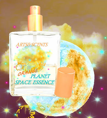 Orange Planet Space Essence - Eau De Parfum 30 ml