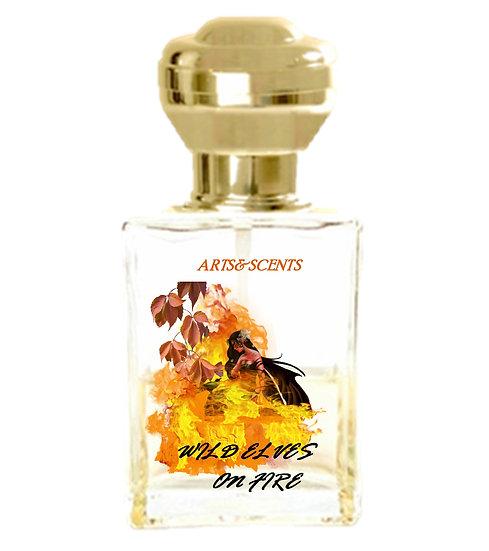 Wild Elves On Fire - Eau De Parfum 30 ml