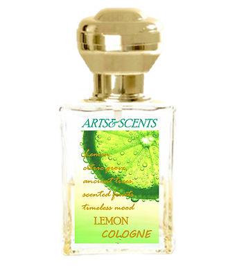 Lemon Cologne - Eau De Parfum 30 ml