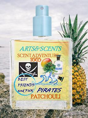 Pirates Patchouli - Eau de Parfum 30 ml
