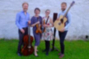 Kelda Quartet © Sarah-Jane Summers