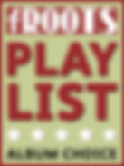 fRoots Play List 5/5 logo
