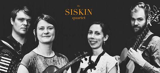 The Siskin Quartet © Petter Berndalen