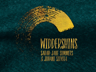 Widdershins nominated for Album of the Year at the Scots Trad Music Awards!