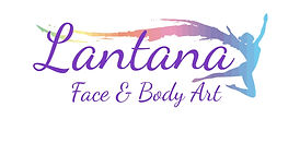 Lantana Face and Body Art