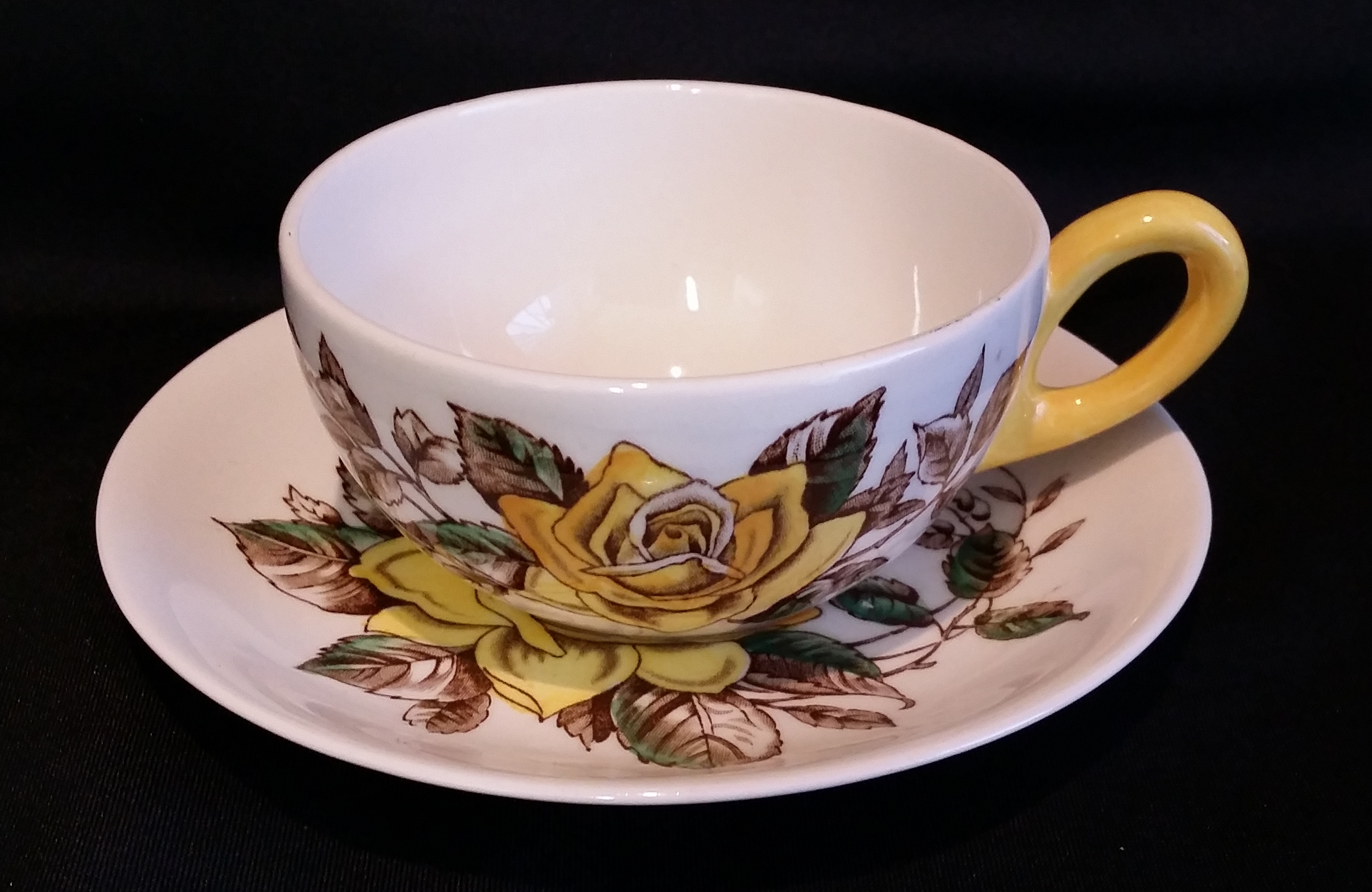 The Duke Cup & Saucer