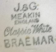 Braemar Backstamp