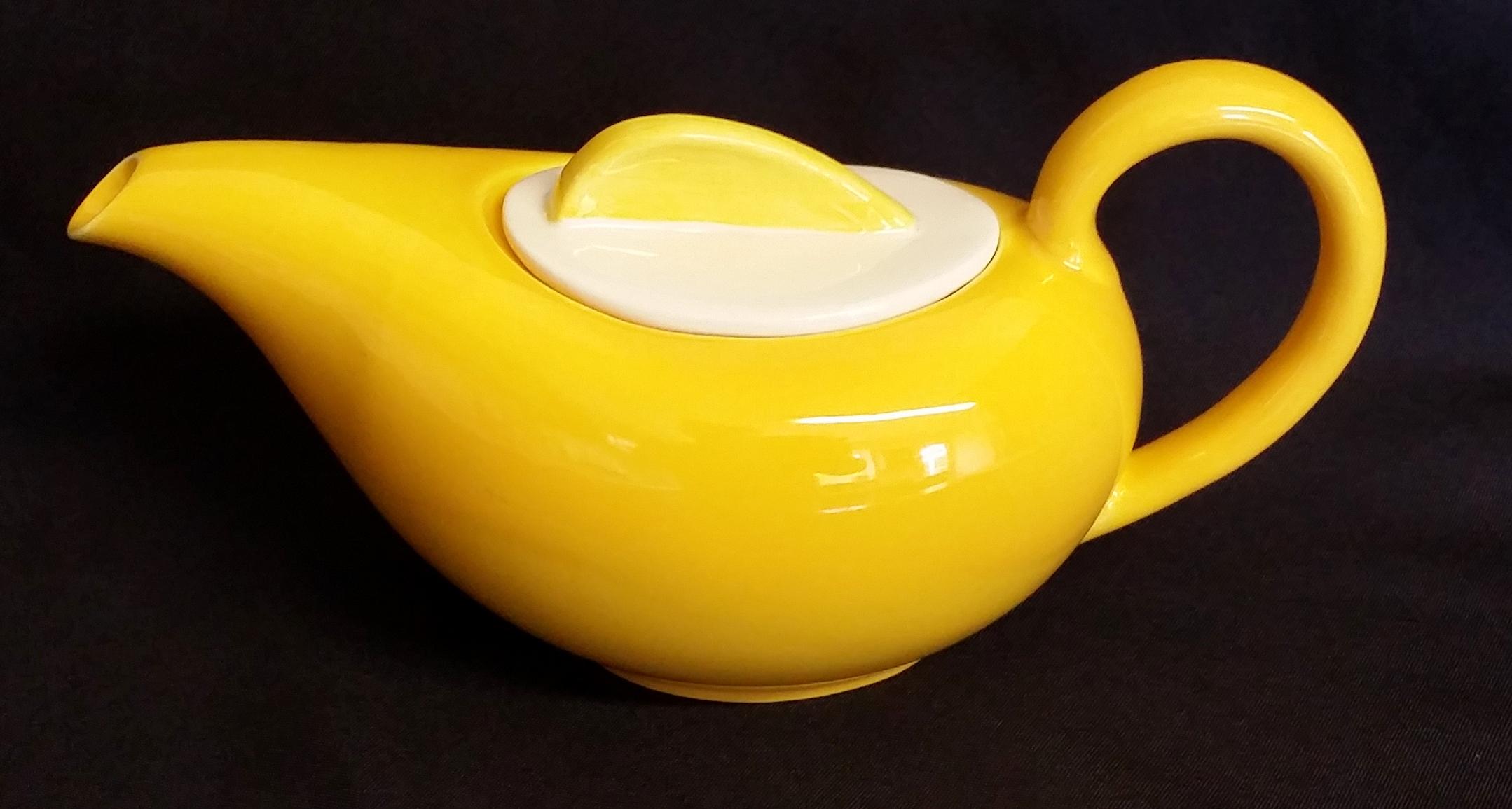 Tea Pot Front