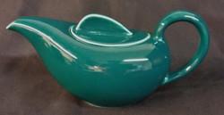 Holiday Green Tea Pot Front