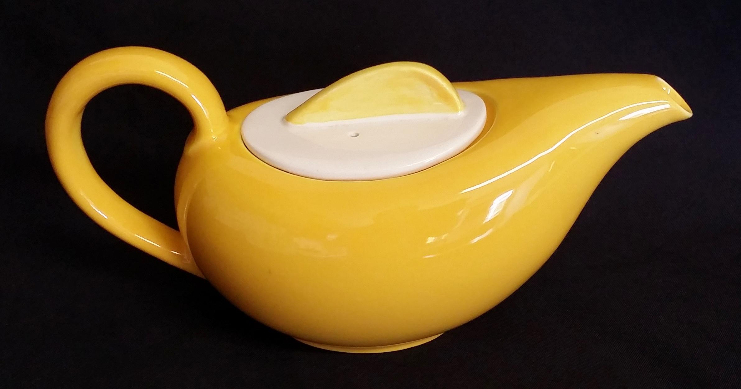 Tea Pot Back