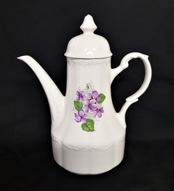 English Violets Front