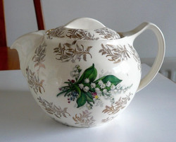 Lilly of the Valley Tea Pot