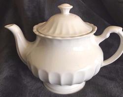 All White Teapot