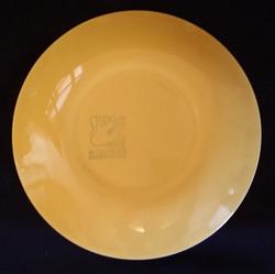 Plate Backstamp