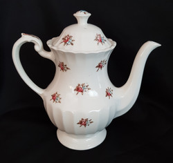 Rose Chintz Red Back