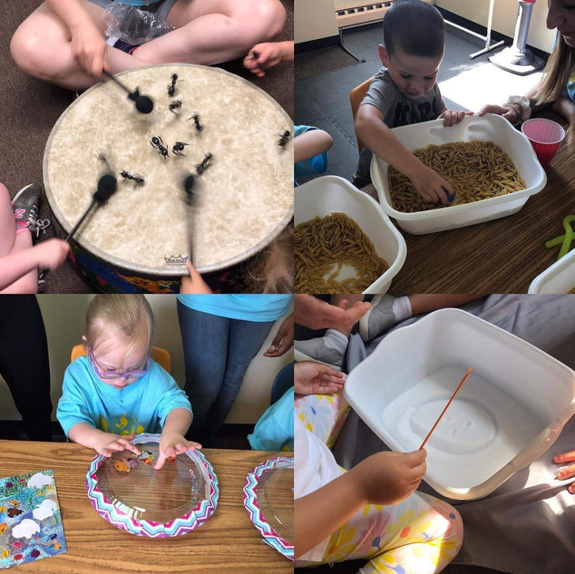Sing and Speak Summer Camp: Speech therapy, Occupational Therapy, and Music Therapy fun every day
