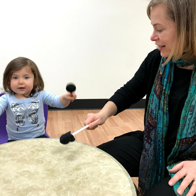 Music therapy facilitates learning
