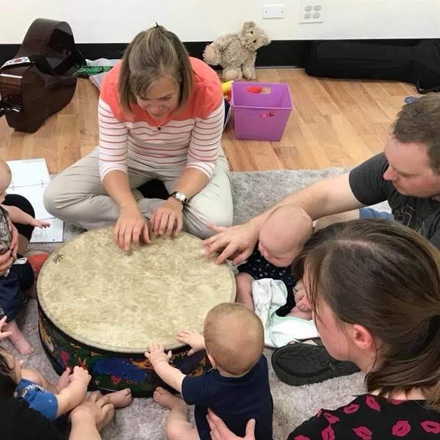 Shine! Early Childhood Music Classes