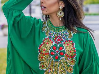 Behind The Scenes Photo Shoot Reetu Fashion Modeling Emira 3 Kaftan
