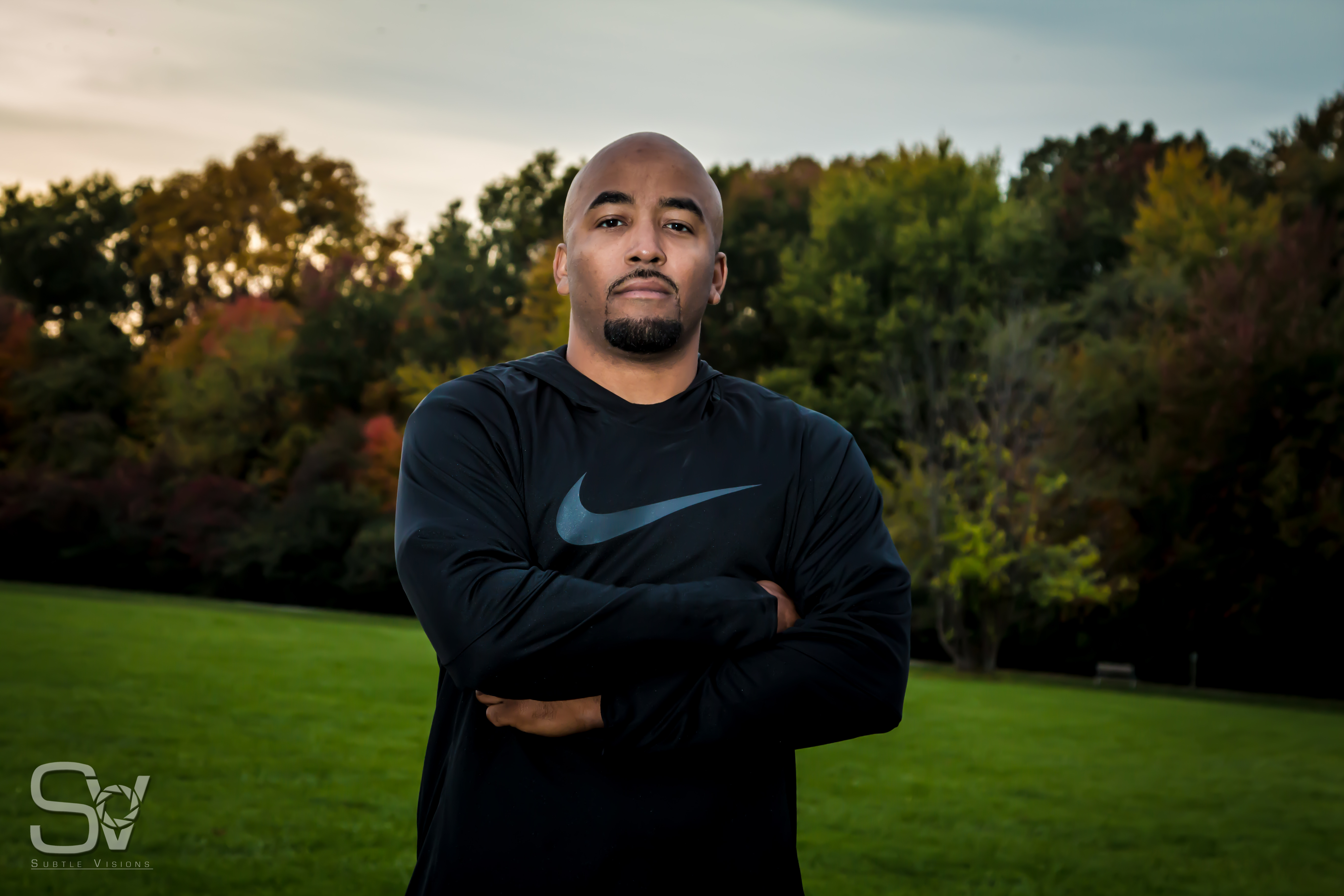 Dr. Darrius Nike 1-6