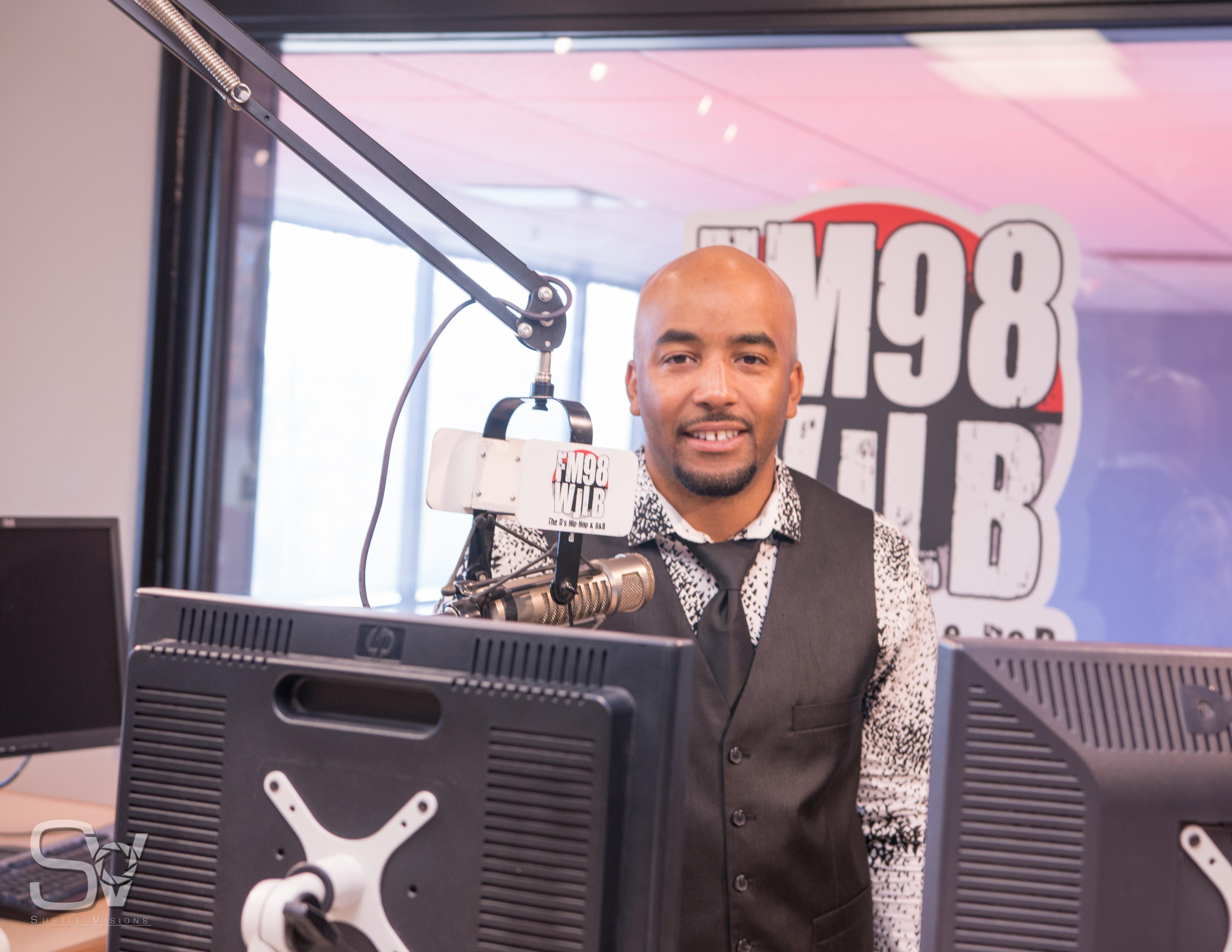 Dr Darrius iHeart Radio FM98 WJLB 3