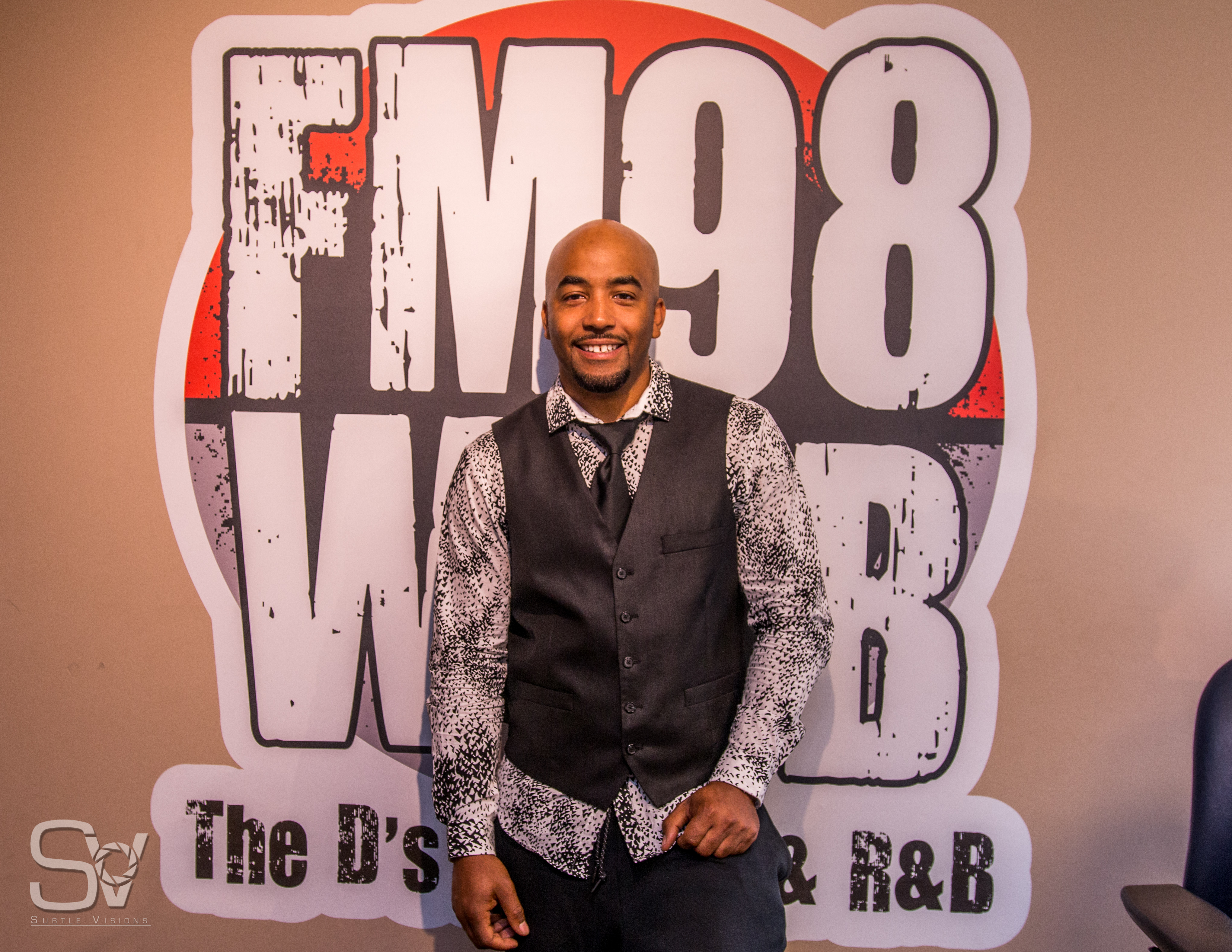 Dr Darrius iHeart Radio FM98 WJLB 5