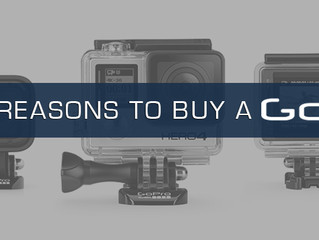 5 Reasons To Buy A GoPro